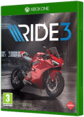 RIDE 3 video game, Xbox One, xone