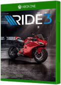 RIDE 3 Xbox One Cover Art