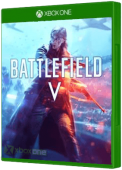 Battlefield 5 Xbox One Cover Art