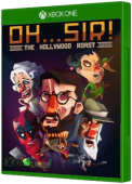 Oh...Sir! The Hollywood Roast Xbox One Cover Art