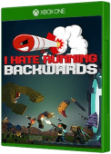 I Hate Running Backwards Xbox One Cover Art