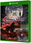 Bloodstained: Curse of the Moon Xbox One Cover Art