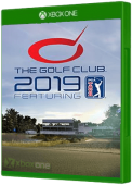 The Golf Club 2019 Xbox One Cover Art