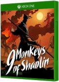 9 Monkeys of Shaolin Xbox One Cover Art