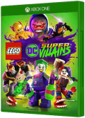 LEGO DC Super Villains Xbox One Cover Art