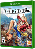 One Piece: World Seeker Xbox One Cover Art