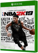 NBA 2K19 Xbox One Cover Art