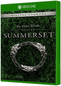 The Elder Scrolls Online: Tamriel Unlimited - Summerset Xbox One Cover Art