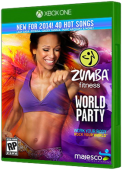Zumba Fitness World Party Xbox One Cover Art