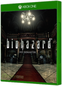 Resident Evil Xbox One Cover Art