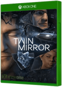 Twin Mirror Xbox One Cover Art