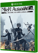 NieR: Automata Become As Gods Edition Xbox One Cover Art