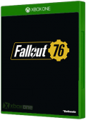 Fallout 76 video game, Xbox One, xone