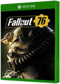 Fallout 76 Xbox One Cover Art