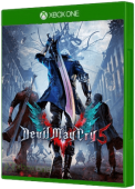 Devil May Cry 5 video game, Xbox One, xone