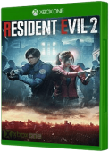 Resident Evil 2 Xbox One Cover Art
