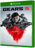Gears 5 Xbox One Cover Art