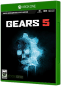 Gears 5 video game, Xbox One, xone