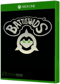 Battletoads Xbox One Cover Art