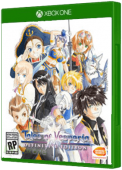 Tales of Vesperia: Definitive Edition Xbox One Cover Art
