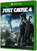 Just Cause 4 Xbox One Cover Art