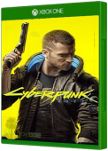 Cyberpunk 2077 Xbox One Cover Art