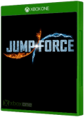 Jump Force Xbox One Cover Art
