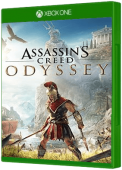 Assassin's Creed Odyssey Xbox One Cover Art