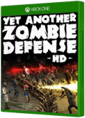 Yet Another Zombie Defense HD Xbox One Cover Art