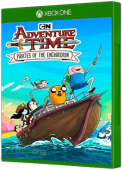 Adventure Time: Pirates of the Enchiridion Xbox One Cover Art