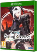 Shining Resonance Refrain Xbox One Cover Art