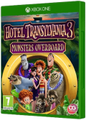 Hotel Transylvania 3: Monsters Overboard Xbox One Cover Art