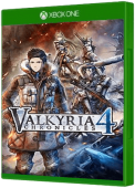 Valkyria Chronicles 4 Xbox One Cover Art