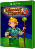 Gnomes Garden 3: The Thief of Castles Xbox One Cover Art