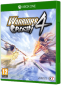 WARRIORS OROCHI 4 Xbox One Cover Art