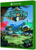Insane Robots Xbox One Cover Art