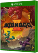 Nidhogg 2 Xbox One Cover Art
