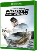 Fishing Sim World Xbox One Cover Art