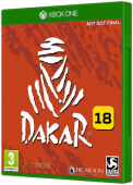 DAKAR 18 video game, Xbox One, xone