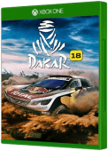 DAKAR 18 Xbox One Cover Art