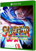 Super Blackjack Battle II Turbo Edition Xbox One Cover Art