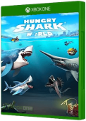 Hungry Shark World Xbox One Cover Art