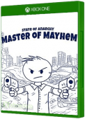 State of Anarchy: Master of Mayhem Xbox One Cover Art