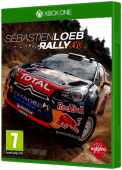 Sebastien Loeb Rally Evo Xbox One Cover Art
