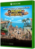 Bud Spencer & Terence Hill - Slaps And Beans Xbox One Cover Art