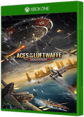 Aces of the Luftwaffe Squadron Xbox One Cover Art