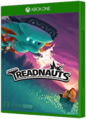 Treadnauts Xbox One Cover Art