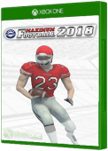 Maximum Football 2018 Xbox One Cover Art