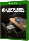 Keep Talking and Nobody Explodes Xbox One Cover Art