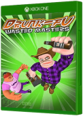 Drunk-Fu: Wasted Masters Xbox One Cover Art